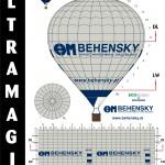 Behensky M77 E